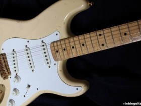 02 1997 Stratocaster Cunetto Relic Mary Kaye - Out of Stock -