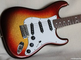 09 Stratocaster J. Smith Masterbuilt - Out of Stock -